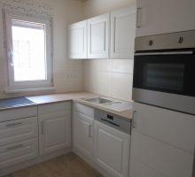 Neue Küchen in den Bungalows